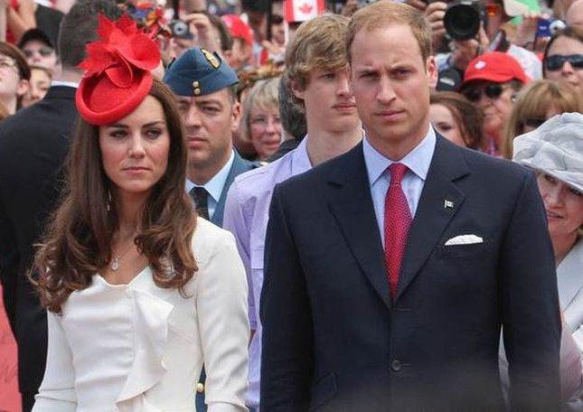 Pielęgniarka księżnej Kate powiesiła się na szalu