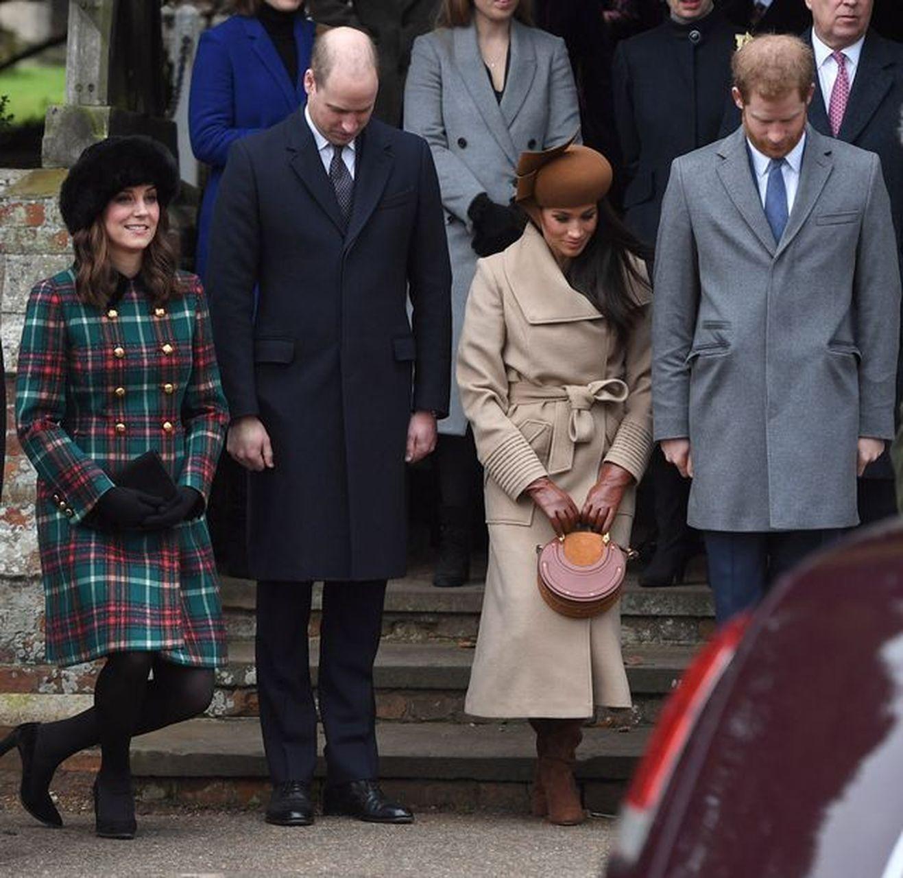 Mowa ciała księżnej Meghan zdradziła, co się zmieniło od świąt 2017 roku