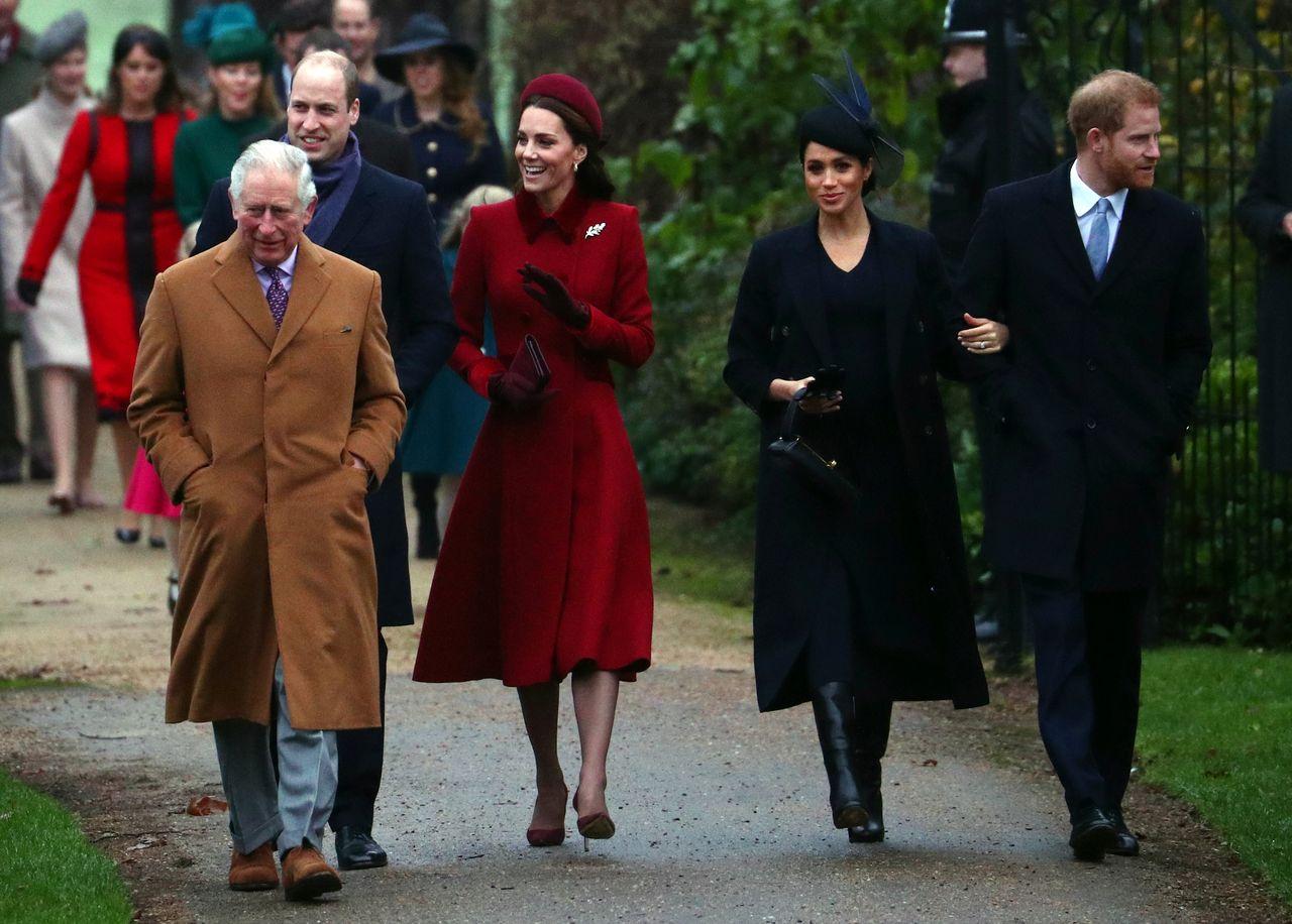 Księżna Meghan pojawiła się na polowaniu z mężem - gdzie są jej zasady?