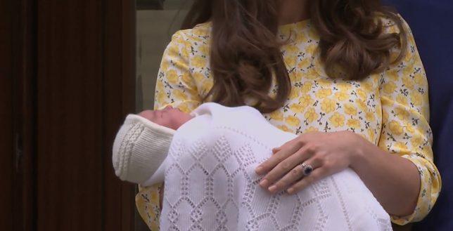 Charlotte Elizabeth Diana – oto imiona małej księżniczki