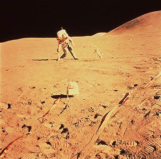 Nie było lądowania na księżycu w 1969 roku?