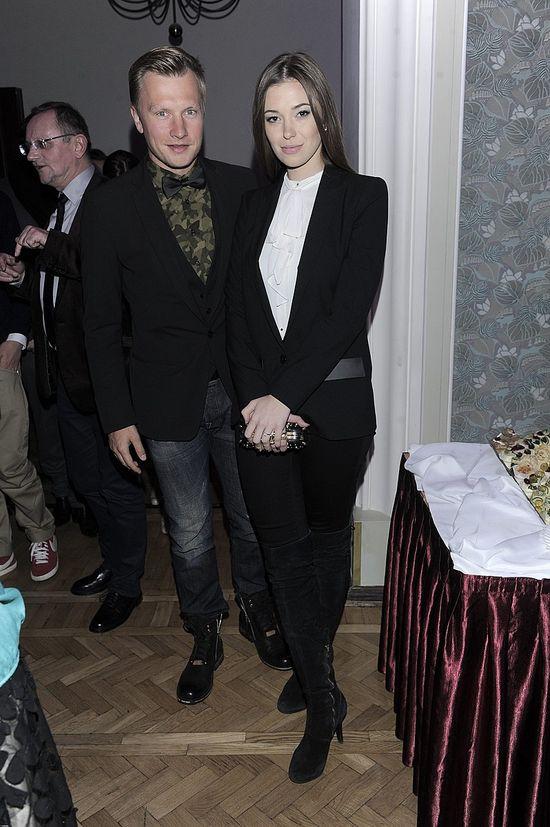 Kuba Wesołowski zaręczył się (FOTO)