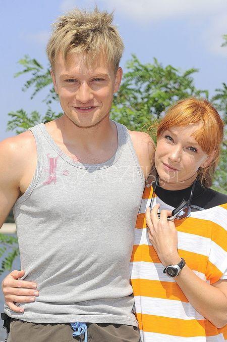 Wesołowski i Wałach na planie Komisarza Alexa (FOTO)