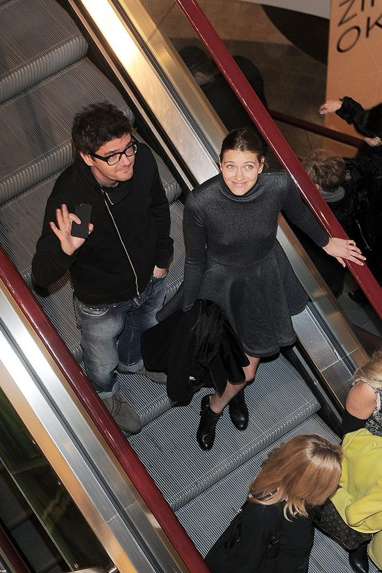 Gwiazdy na premierze filmu Pod Mocnym Anio�em (FOTO)
