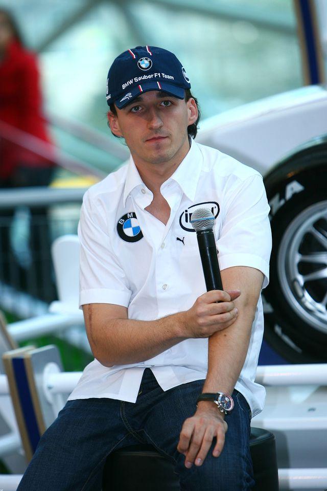 Myśleliśmy, że już nigdy nie zobaczymy go na torze. Kubica wróci do Formuły 1?