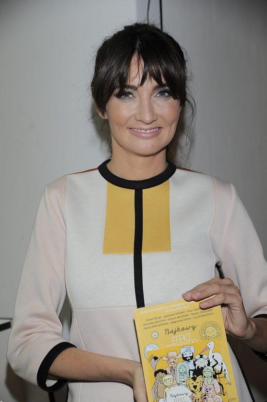 Dominika Kulczyk z mam� promuj� ksi���czk� dla dzieci (FOTO)