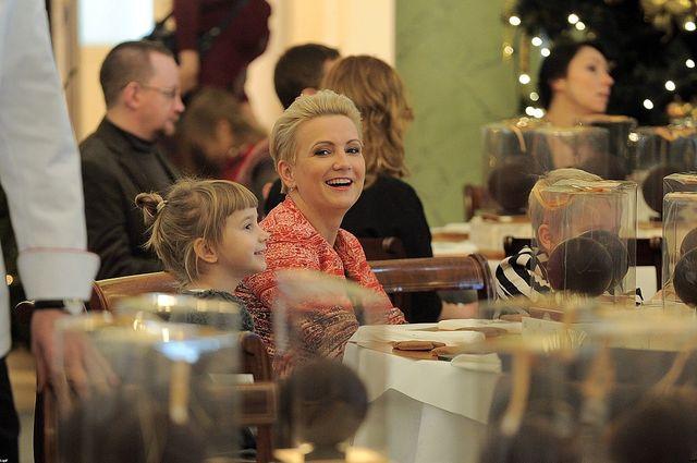 Kto pojawił się na świątecznej kolacji w Pałacu Prezydenckim