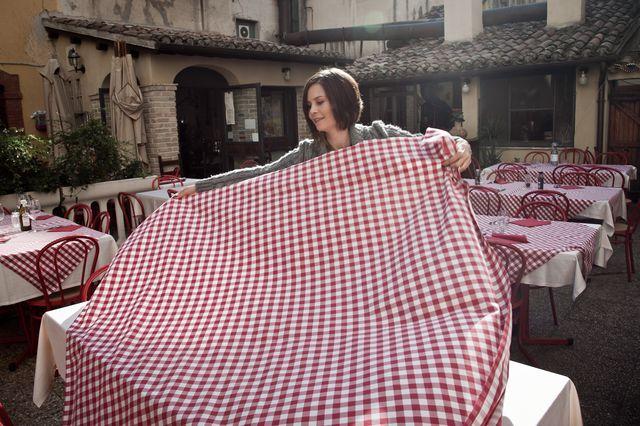 Magda Kumorek uczy się gotować we Włoszech