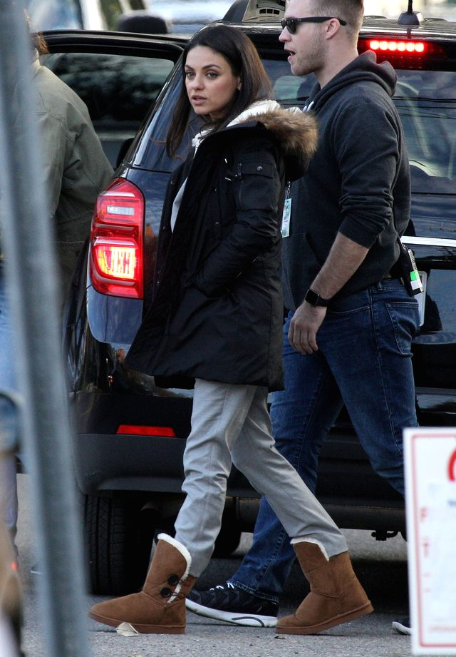 Mila Kunis postawiła na swoim (FOTO)