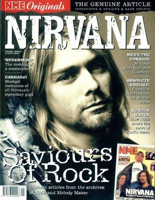 Kurt Cobain na nieznanym zdjęciu z 1987 roku (Twitter)
