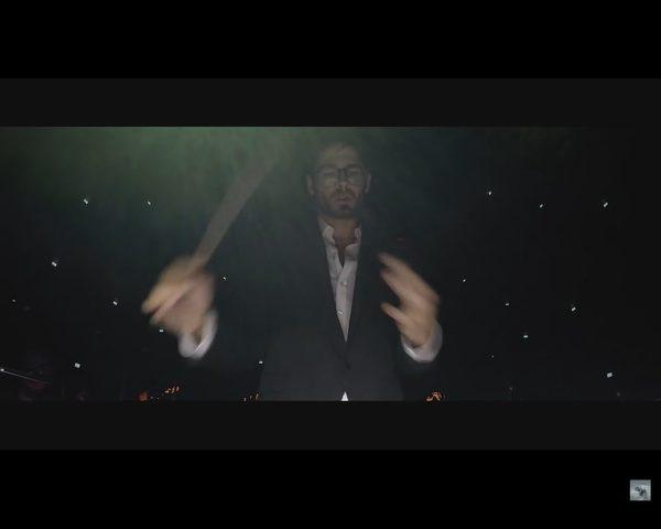 Ashton Kutcher pod wrażeniem Radzimira Dębskiego [VIDEO]