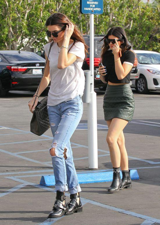 Kylie i Kendall Jenner - najlepsze przyjaciółki? (FOTO)