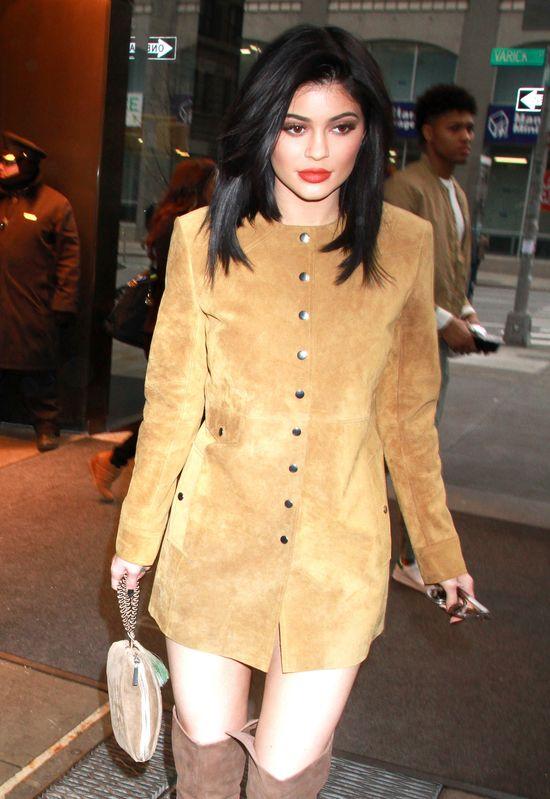 Kylie Jenner ponownie została blondynką