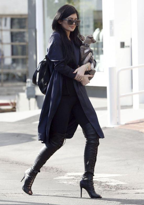 Kylie Jenner lansuje nowy modny dodatek (FOTO)