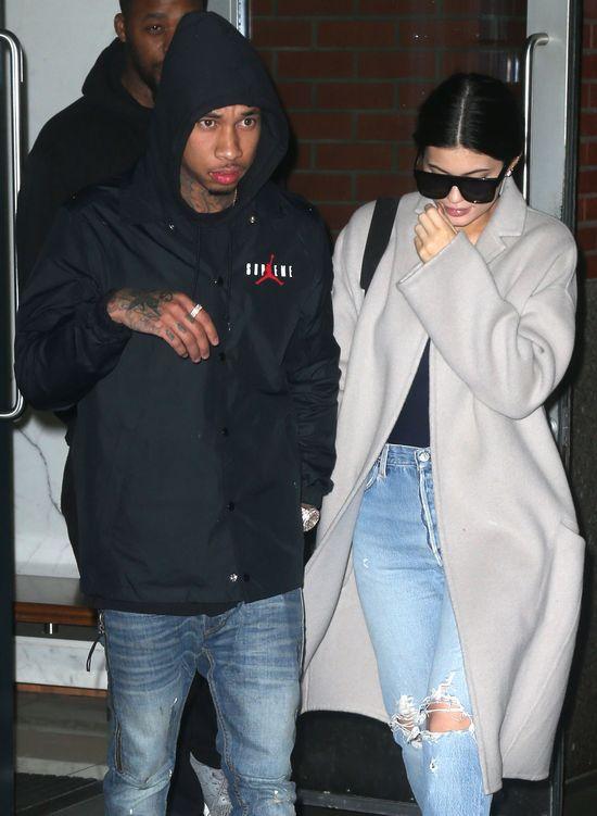 Tyga rozstał się z Kylie Jenner? (FOTO)