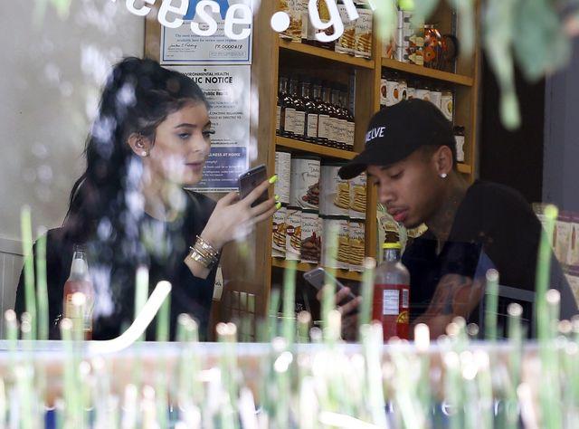 Nie zgadniecie, co Kylie i Tyga robi� na randkach (FOTO)