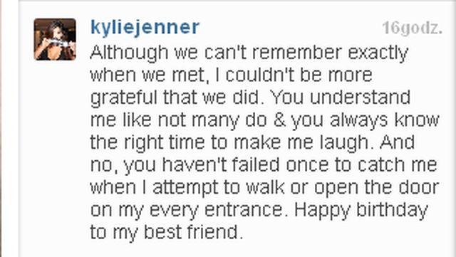 Kylie i Kris Jenner celebruj� urodziny syna Smith'sa (FOTO)