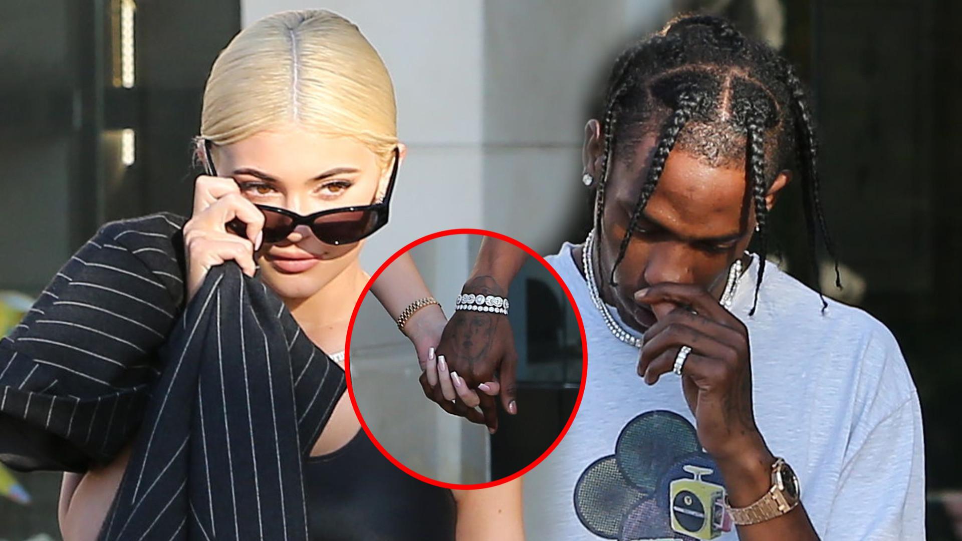Travis Scott zapowiedział, że planuje ożenić się z Kylie Jenner