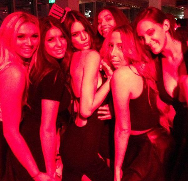 Co się działo na imrezie urodzinowej Kendall Jenner? (FOTO)