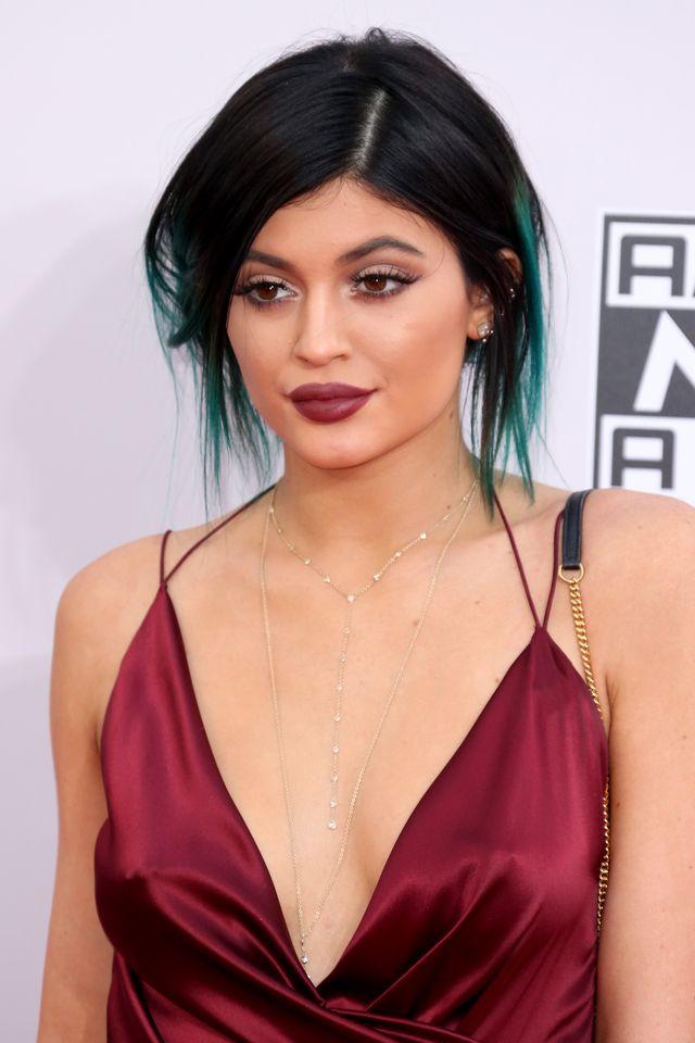 W KOŃCU! Paparazzi przyłapali ciężarną Kylie Jenner