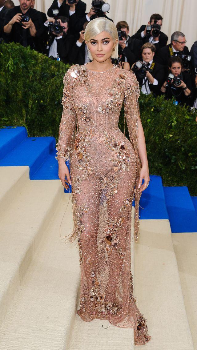 Kylie Jenner znów jest BLONDYNKĄ?