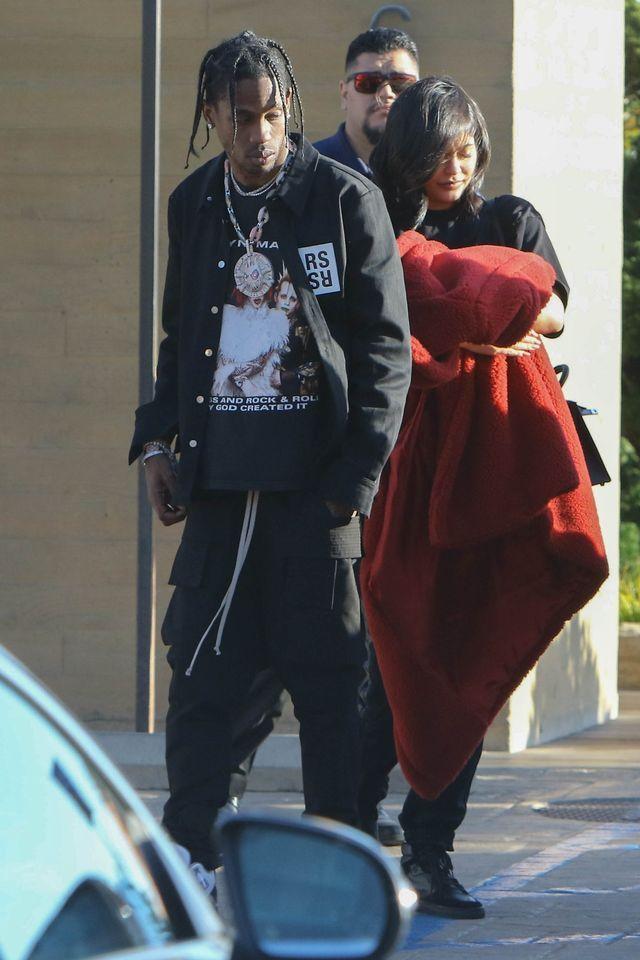 Kris Jenner o tym, czy ojcem dziecka Kylie jest Tyga