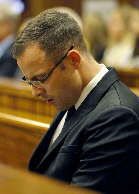 Oscar Pistorius pierwszy raz wypowiada si� o zab�jstwie Reevy Steenkamp! (VIDEO)