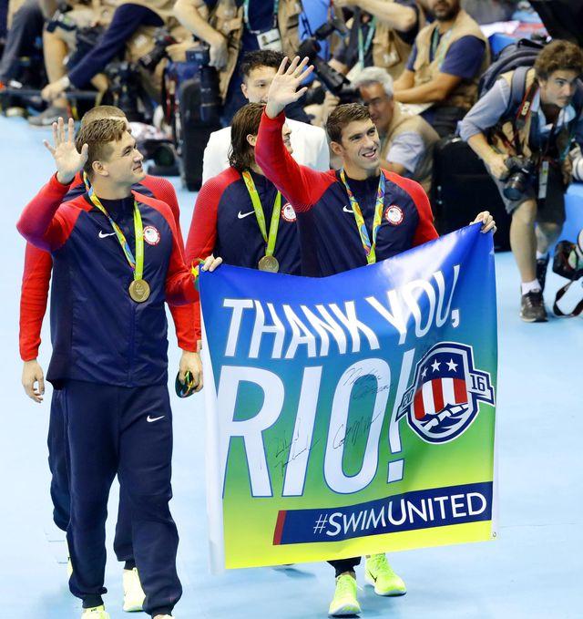 Rio 2016: Wielokrotny mistrz olimpijski. Michael Phelps, kończy karierę!