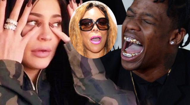 Kylie i Travisowi pękła prezerwatywa – twierdzi Wendy Williams