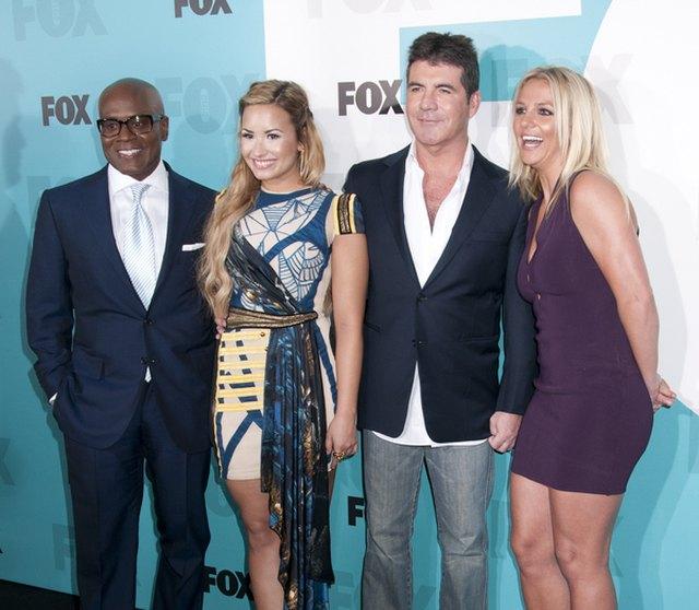 Britney Spears i Demi Lovato jurorkami X-Factor (FOTO)