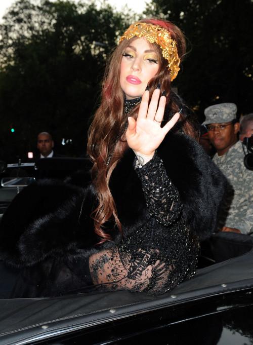 Lady Gaga odrzuciła propozycję Madonny