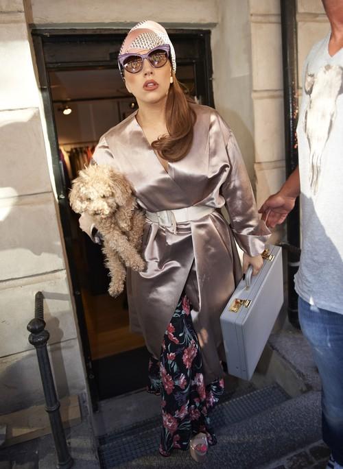 Lady Gaga ma nowy tatuaż! (FOTO)