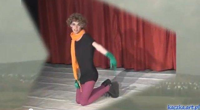 Kabaret Rewia Pod Kaczką o polskich ladyboy'ach [VIDEO]