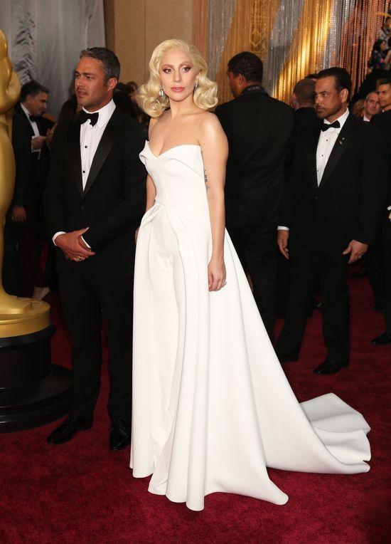 Oscary 2016: Lady Gaga oczarowała publiczność