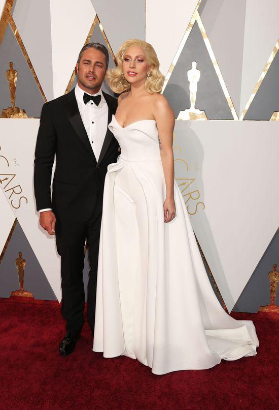 Oscary 2016: Lady Gaga oczarowa�a publiczno��