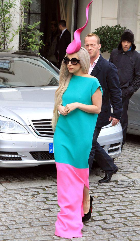 Lady Gaga najbardziej wpływową gwiazdą ostatniej dekady