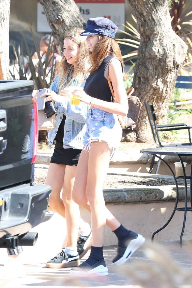 Rośnie konkurencja dla Anji Rubik - ta córka modelki ma obłędne nogi! (ZDJĘCIA)