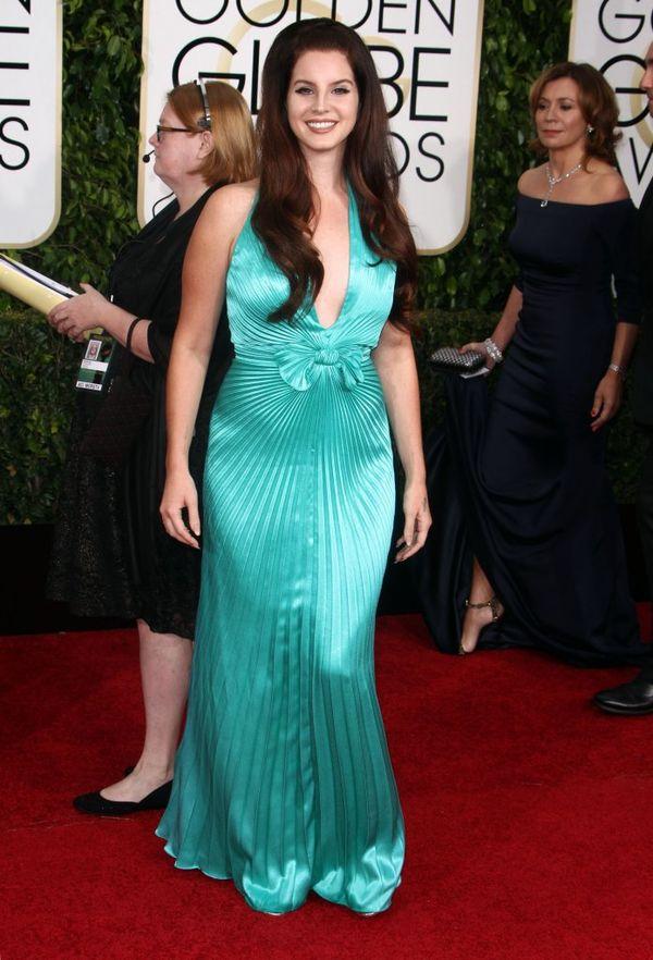 To ją okrzyknięto najgorzej ubraną na Złotych Globach (FOTO)