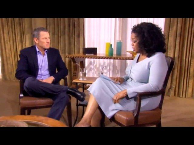 Lance Armstrong PRZYNAŁ SIĘ do stosowania dopingu [VIDEO]