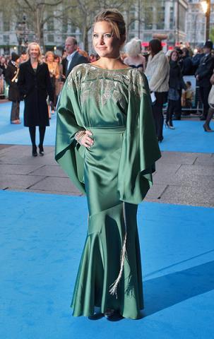 Kate Hudson będzie testować na sobie kosmetyki