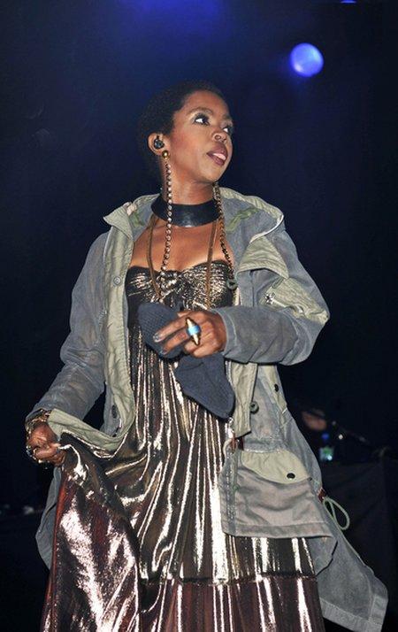 Lauryn Hill - była niegrzeczna, pójdzie siedzieć