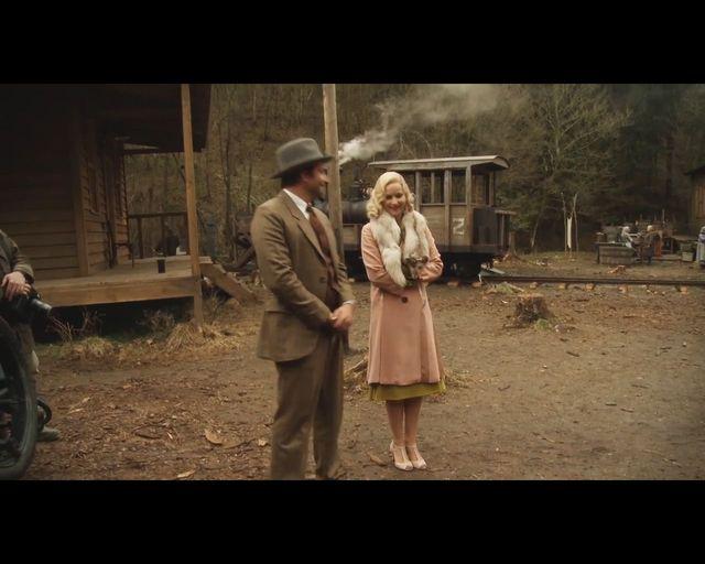 Lawrence i Cooper całują się (i nie tylko) [VIDEO]
