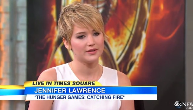 Jennifer Lawrence: Kobiety s� dla siebie wredne