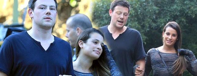 Lea Michele i Cory Monteith na randce! (FOTO)