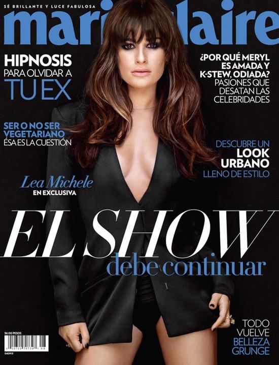 Lea Michele o Corym Monteith: Uczyni� moje �ycie niezwyk�ym