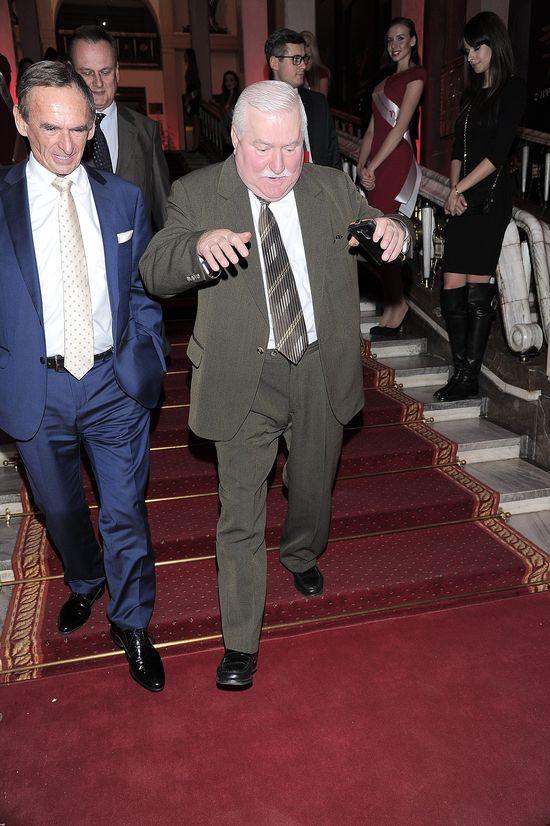Ile zarabia Lech Wałęsa?
