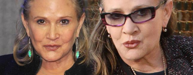 Carrie Fisher, księżniczka Leia z Gwiezdnych wojen, nie żyje
