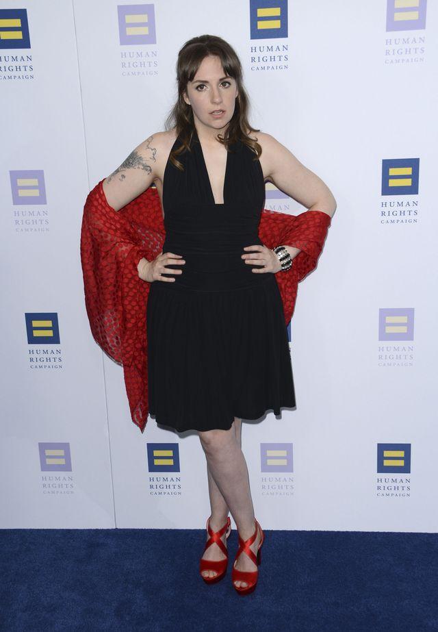 Pomyślałeś, że Lena Dunham to hipokrytka? Gwiazda odpowiada