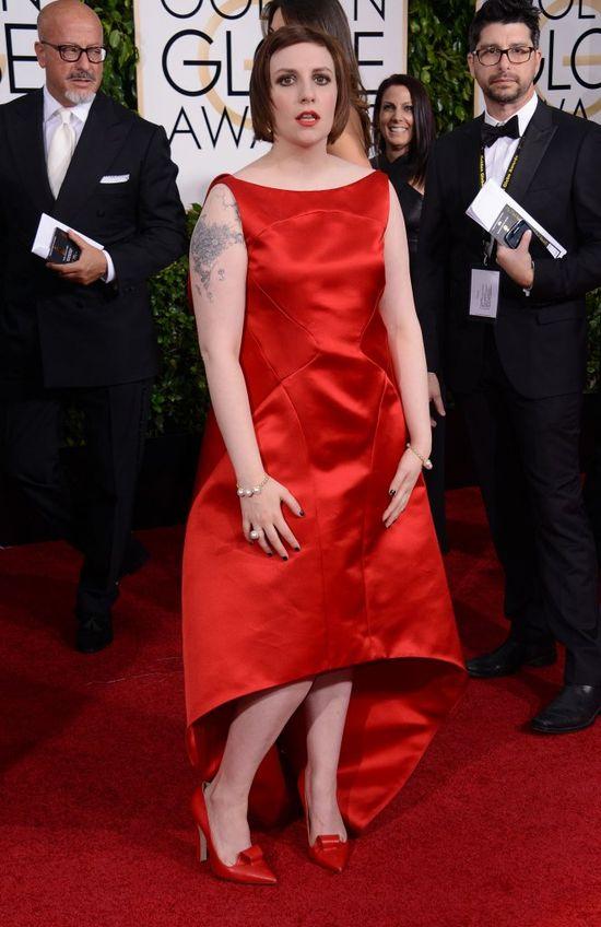 Zanim weszła na czerwony dywan... (FOTO)