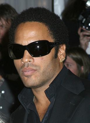Trzy twarze Lenny'ego Kravitza (VIDEO)